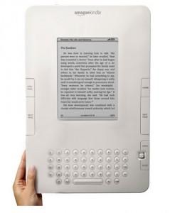 Kindle 3 –ebogslæser fra Amazon